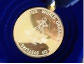 Awarding of the Norbert Wiener medal to Prof. Emeritus Matjaž Mulej, PhD PhD