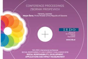 VABILO: Pridite na 14. IRDO mednarodno znanstveno-poslovno konferenco  2019, Maribor 20. – 21. junij 2019