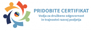 JESEN 2019: Pridobite IRDO Certifikat Vodja za družbeno odgovornost in trajnostni razvoj!
